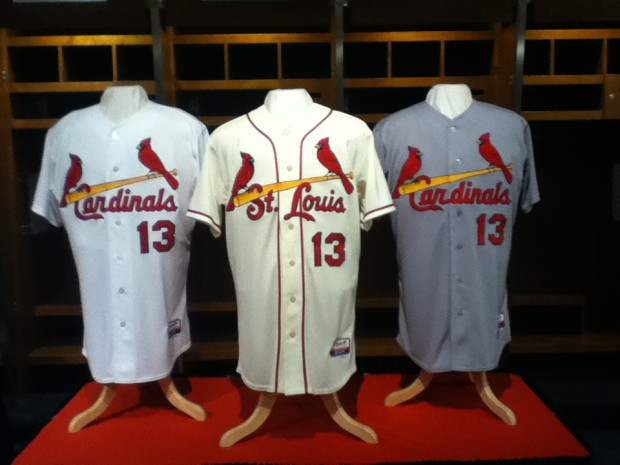cardinals uniforms